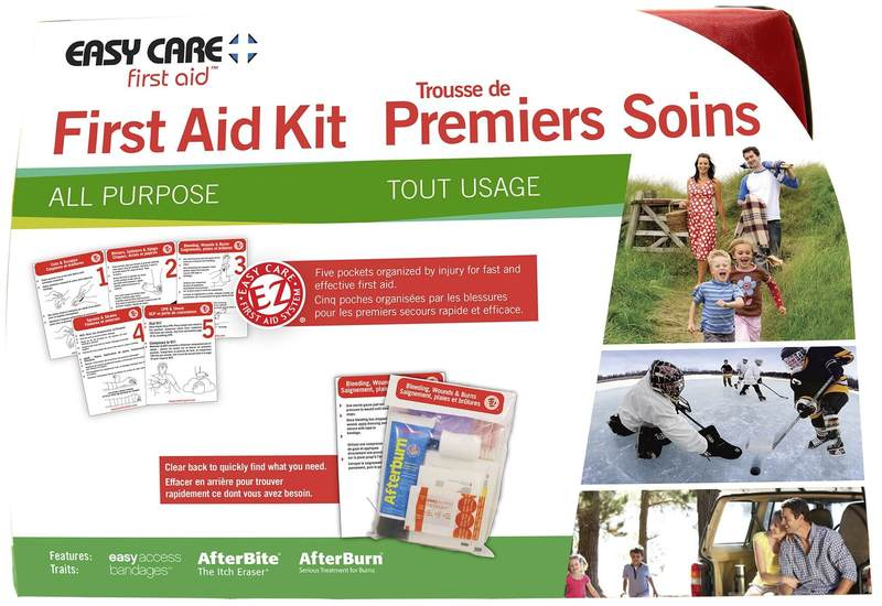 All Purpose First Aid Kit - Easy Care