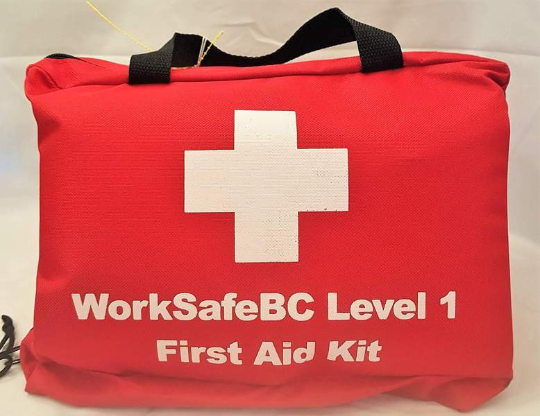 First Aid Kit - Worksafe BC OFA 1