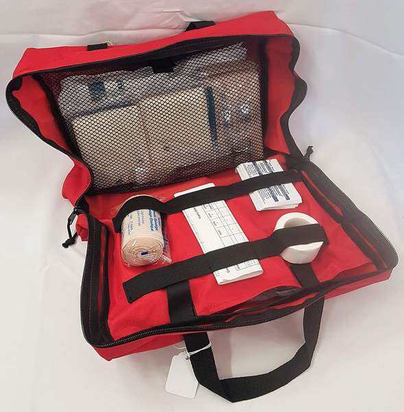 Worksafe BC - Basic First Aid Kit
