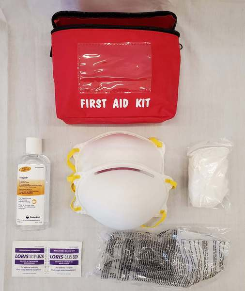 Infection Control Kit - Basic