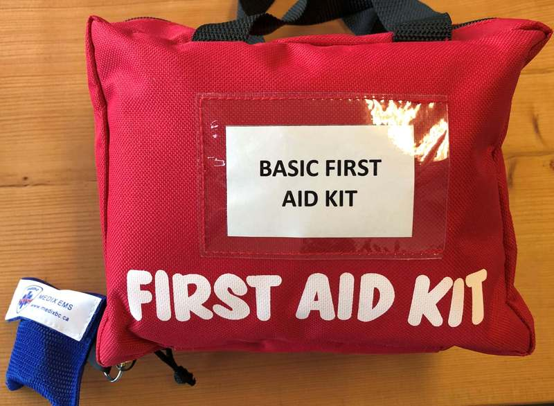 Basic First Aid/Minor Wound Kit