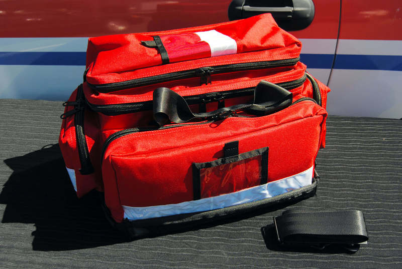 Advanced Life Support Trauma Bag - Bag Only