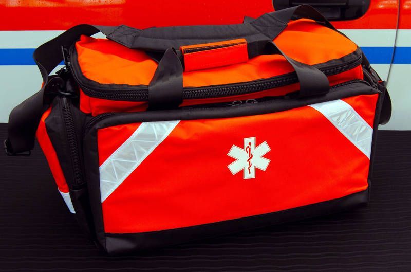 Medix EMS General Duty Trauma Bag - Bag Only