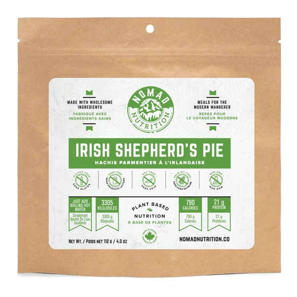 Nomad - Irish Shepherd's Pie - 112g