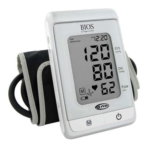 Bios - Precision 10.0 Series Ultra Blood Pressure Monitor with AFIB Screening