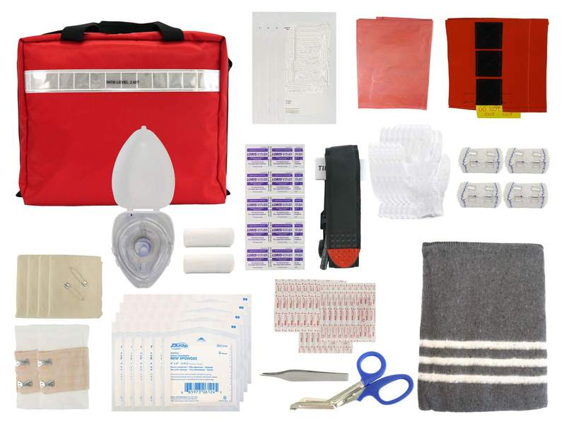 Worksafe BC - OFA 2 First Aid Kit