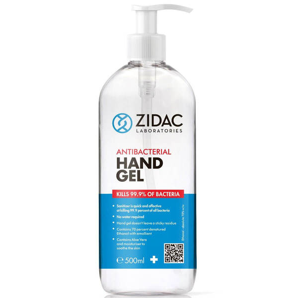 Medix - 500ml Gel Hand Sanitizer